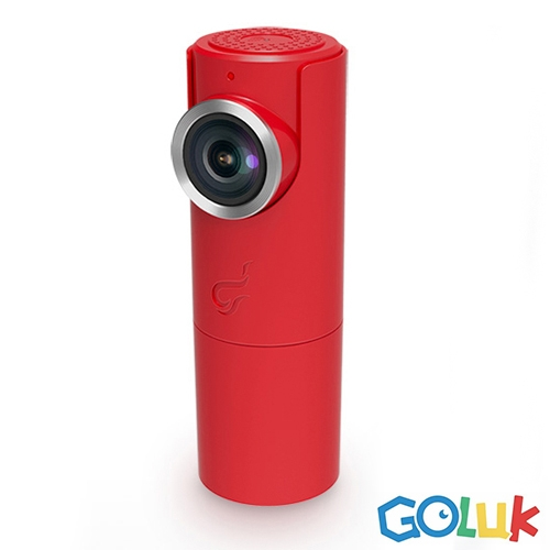 Camera Auto Discreta Full Hd Wifi Goluk T3red + Card 16gb