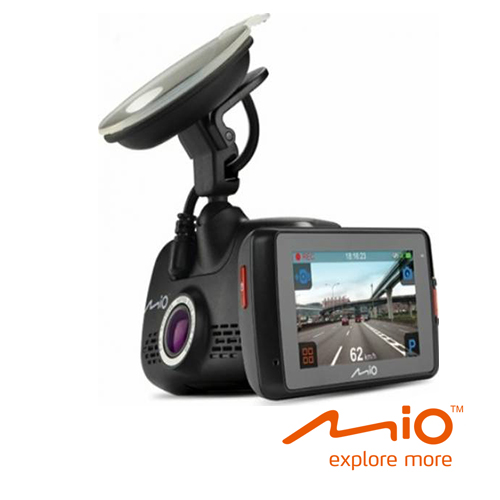 Camera Auto Full Hd Mio Mivue 638 Touch - Gps Incorporat Mivue638