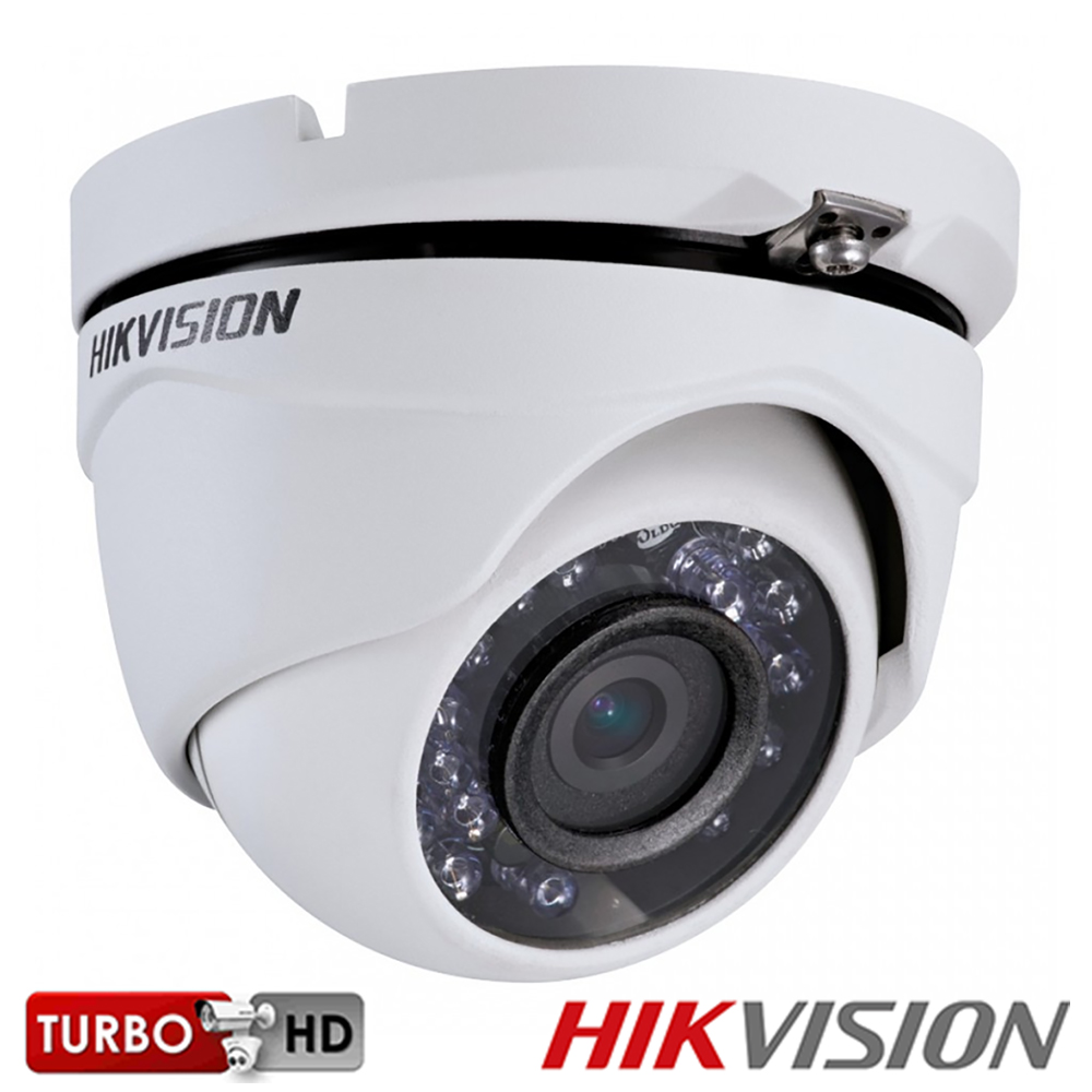 Camera Supraveghere Dome Hikvision Turbo Hd Ds-2ce56d0t-irm Hikvision Turbohd Ds-2ce56d0t-irm