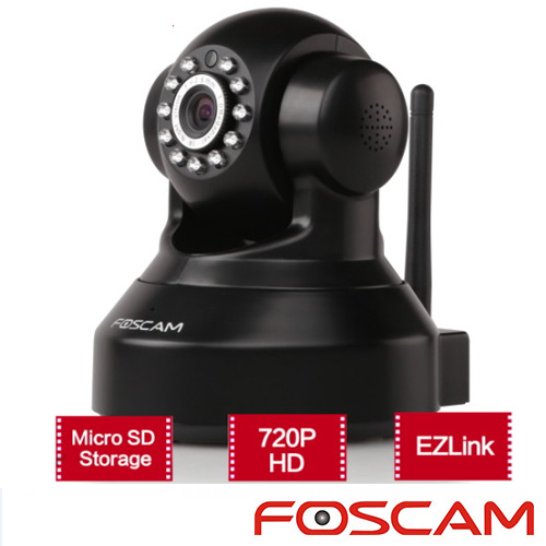 Camera Supraveghere Ip Wireless De Interior Foscam Fi9816p Fi9816p_b