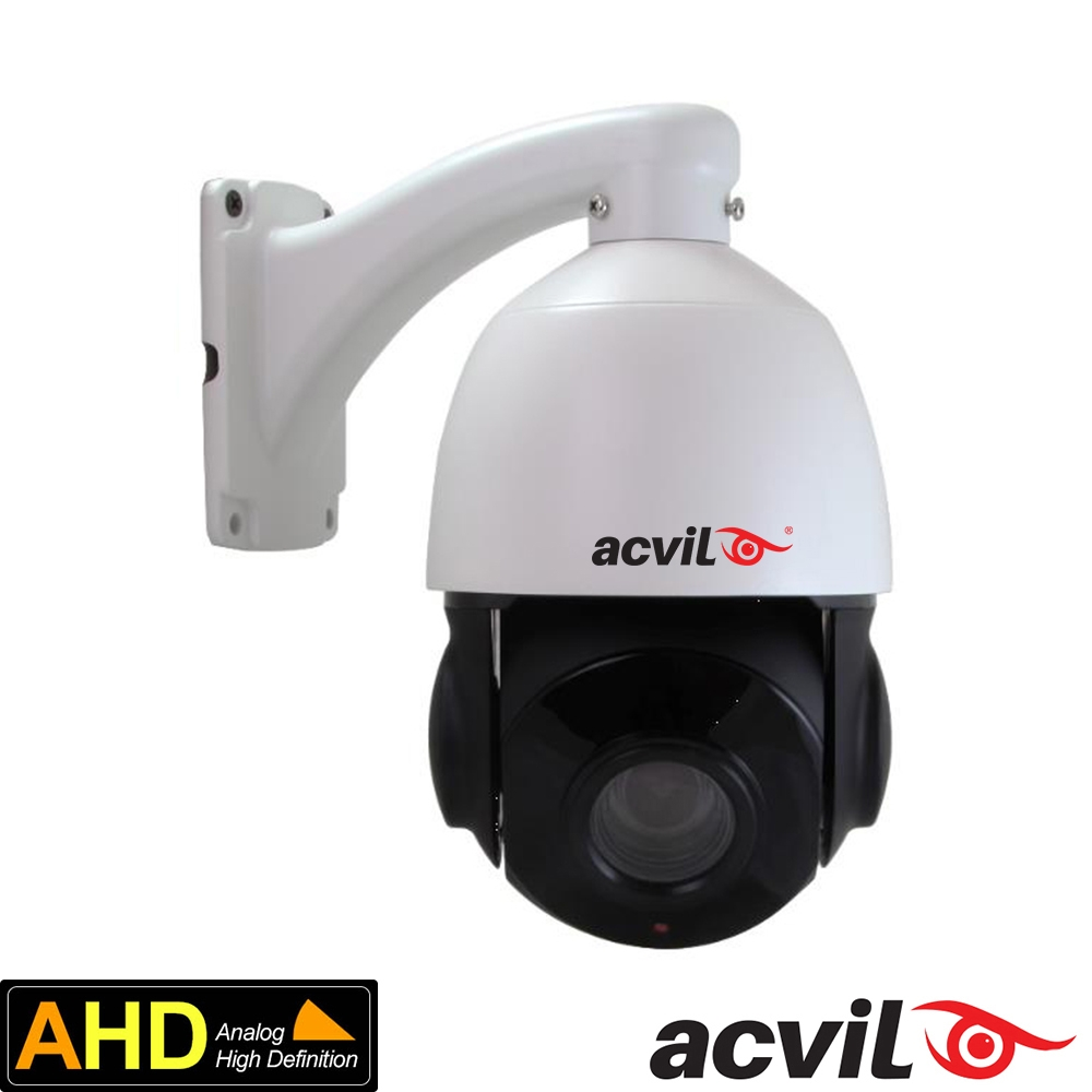 Camera Supraveghere Mini Speed Dome Ahd Acvil Spd-18x60-1080p