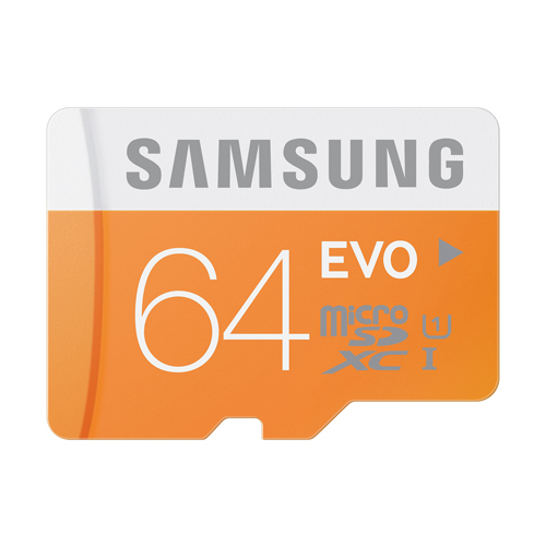 Card De Memorie Samsung Microsdxc 64gb Mb-mp64d/eu