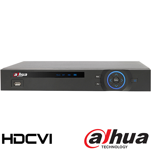 Resigilat - dvr stand alone cu 16 canale video hdcvi dahua hcvr5116h-v2 RE-HCVR5116H-V2