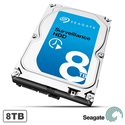 Hard disk 8tb 7200rpm 256mb seagate surveillance HDD 8 T SEA