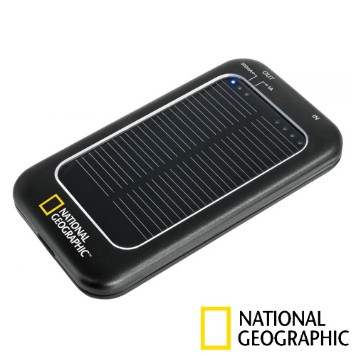 Incarcator Solar National Geographic 9055000
