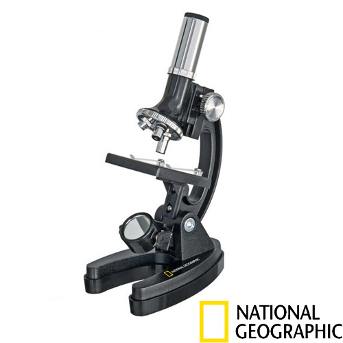 Microscop Optic 300x-1200x National Geographic 9118002