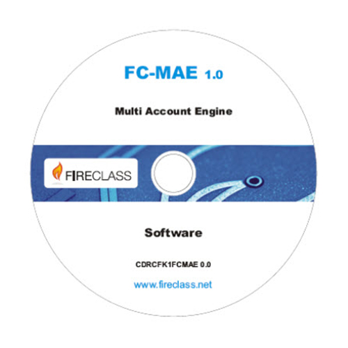 Software de monitorizare fireclass FC-MAE