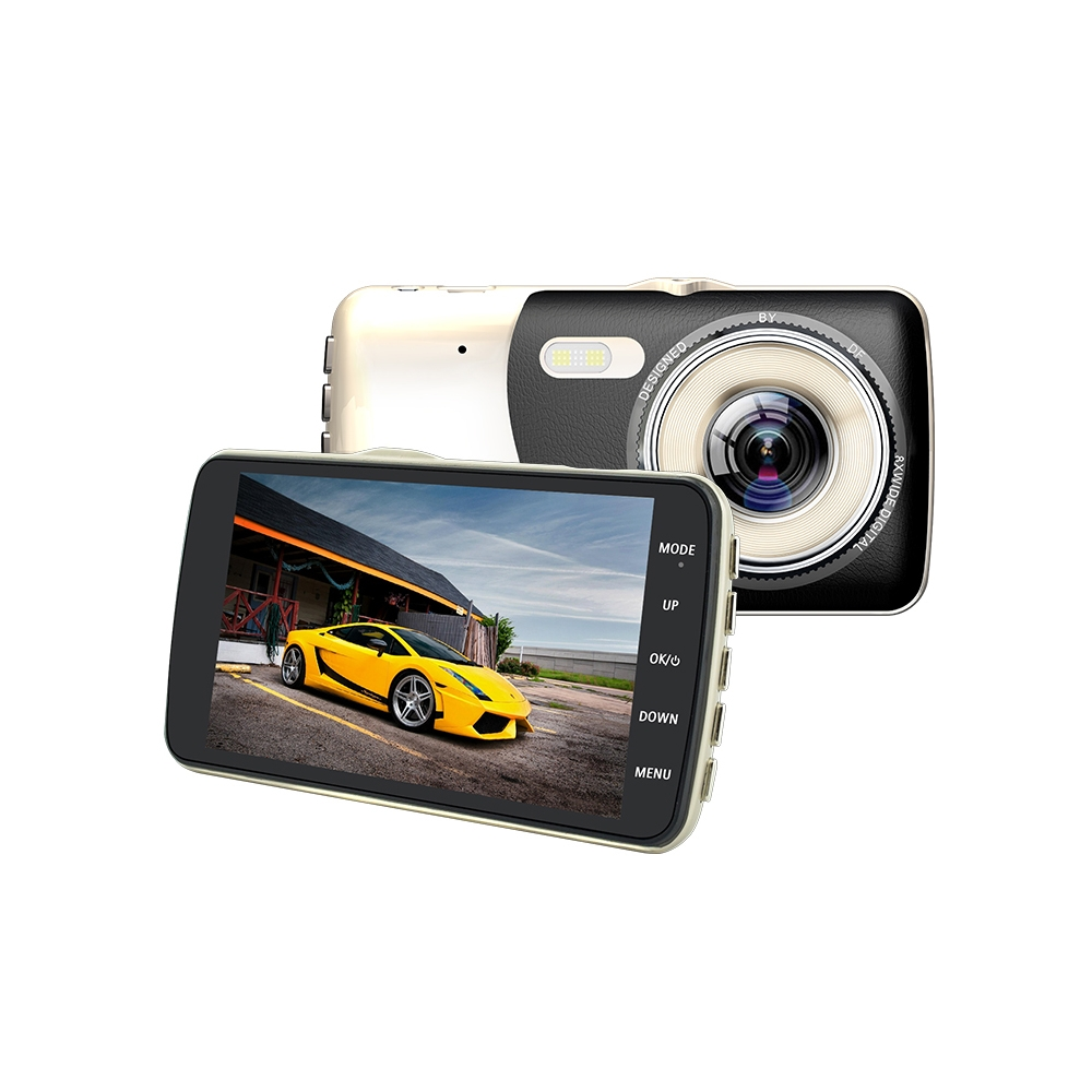 Camera Auto Cu Dvr Full Hd T810 Plus