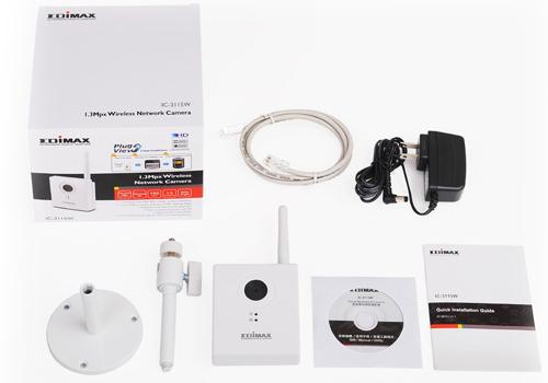 Camera supraveghere IP Edimax IC-3115W