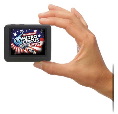 Camera video pentru sportivi WiFi Rollei S 50 WiFi Nitro Circus CAM-ACT-S50NITRO-RLL