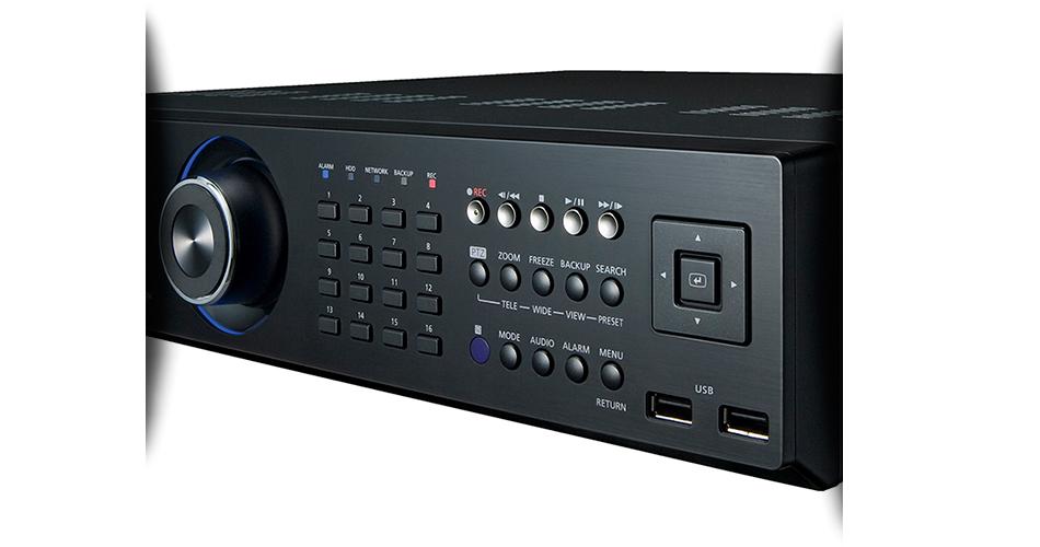 DVR Stand alone cu 16 canale video Samsung SRD-1670 1TB