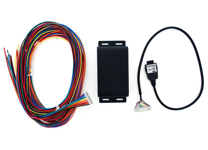 Kit control auto GPS