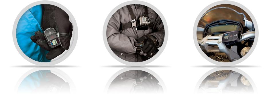 Telecomanda GoPro Wi-Fi Remote ARMTE-001 pentru camerele HERO