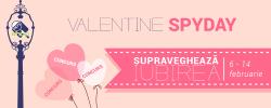 """Campania """"Supravegheaza iubirea"""" - concurs de Valentine`s Day"""
