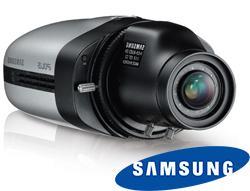 Camera IP SNB-1001 cu detectie faciala de la Samsung