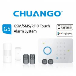 Sistemele de alarma wireless SMART Chuango