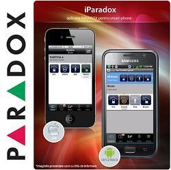 iParadox - aplicatie pentru smart-phone