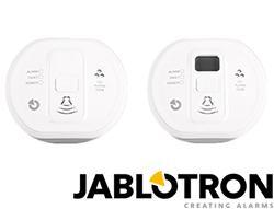 Jablotron Lanseaza 2 Modele de Detectori CO (monoxid de carbon)