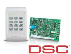 Noua centrala de efractei PC1404 la DSC!