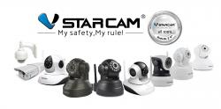 Noua gama de supraveghere video Vstarcam
