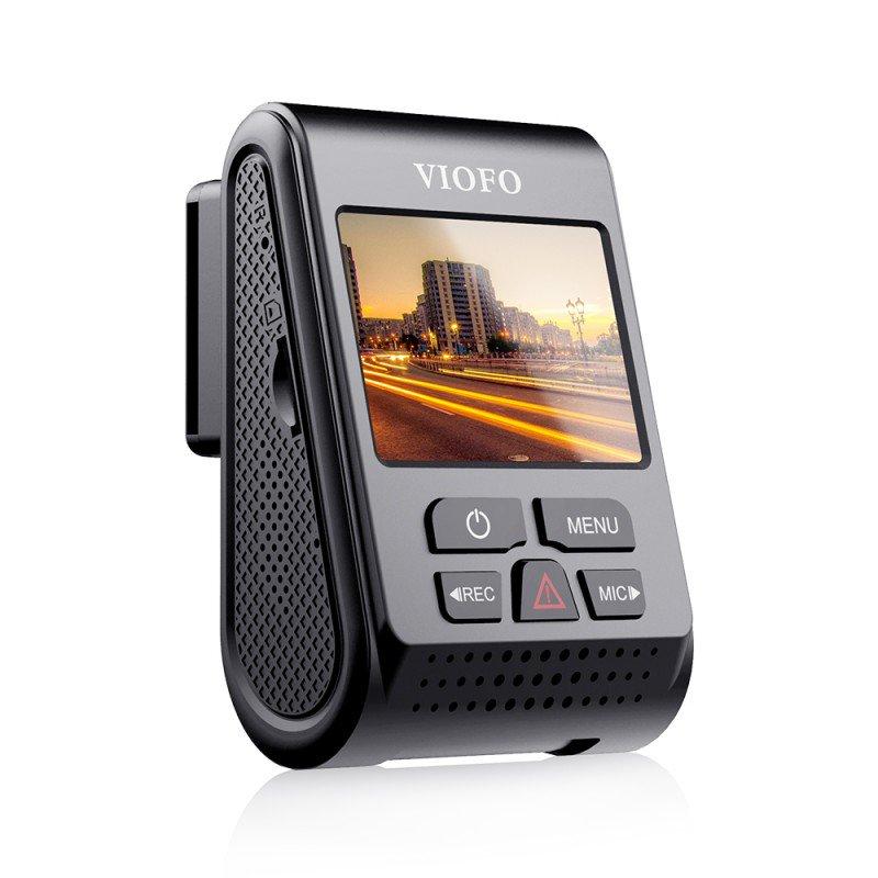 Camera pentru masina Viofo A119 V3-G, QuadHD+, GPS-Logger, slot card, detectia miscarii