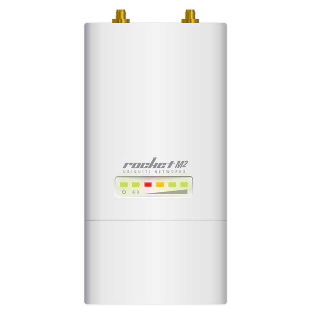 ACCES POINT 2.4 GHZ MIMO UBIQUITI ROCKETM2
