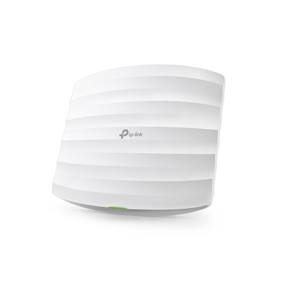 Acces Point wireless TP-Link EAP115, 1 port, 2.4 GHz, 300 Mbps, PoE imagine