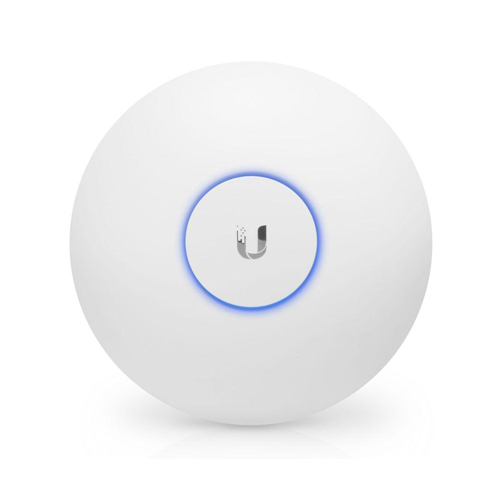 Acces Point wireless de interior Unifi Ubiquiti UAP-AC-LR, 2,4GHz/5Ghz, 450Mbps/867Mbps imagine