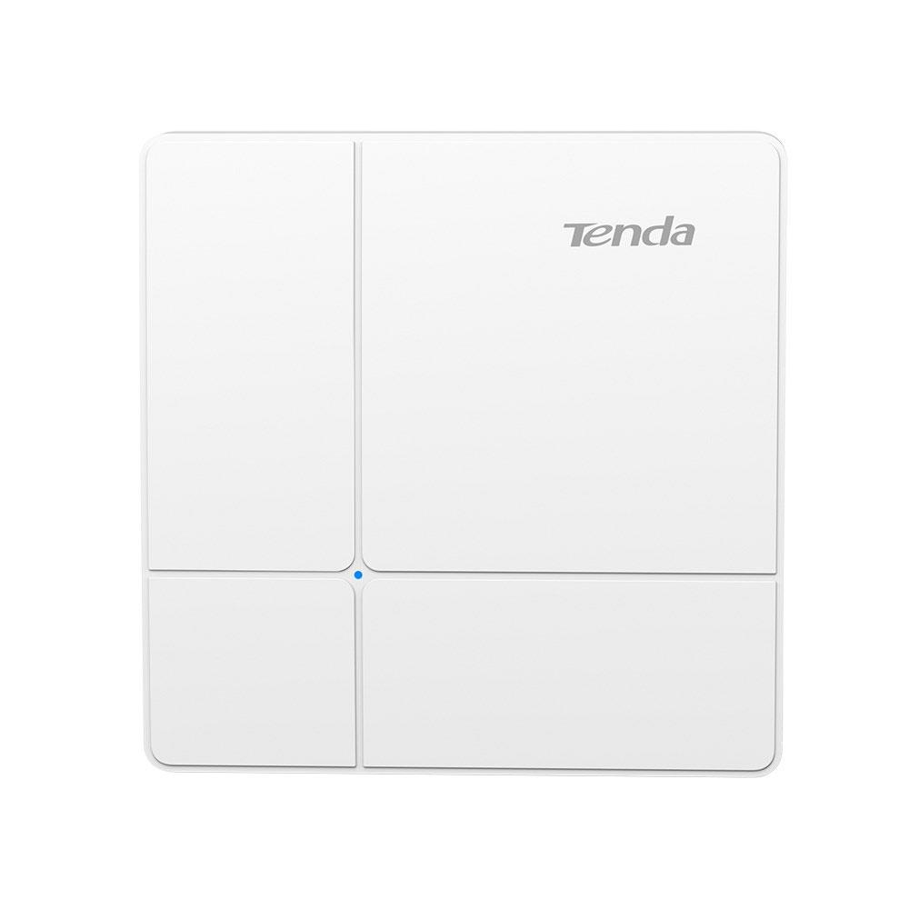Acces Point wireless Gigabit Tenda I24, 1 port, 2.4/5.0 GHz, 1167 Mbps, PoE, management centralizat