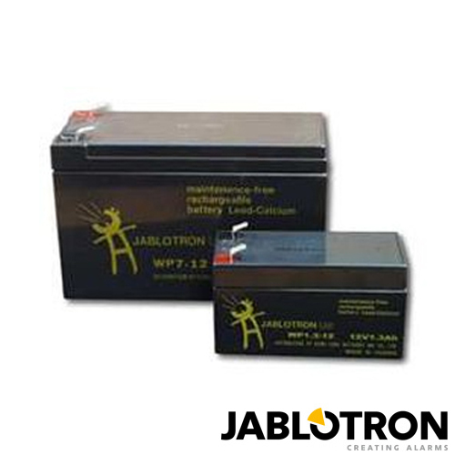 ACUMULATOR JABLOTRON 1.3 AH SA-206-1.3