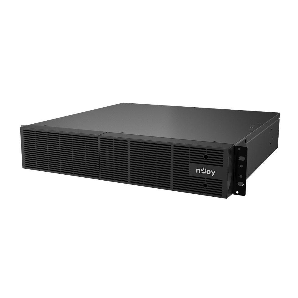 Cabinet de baterii pentru Aster 2K/3K nJoy UPBPCA0712FX-CG01B imagine spy-shop.ro 2021
