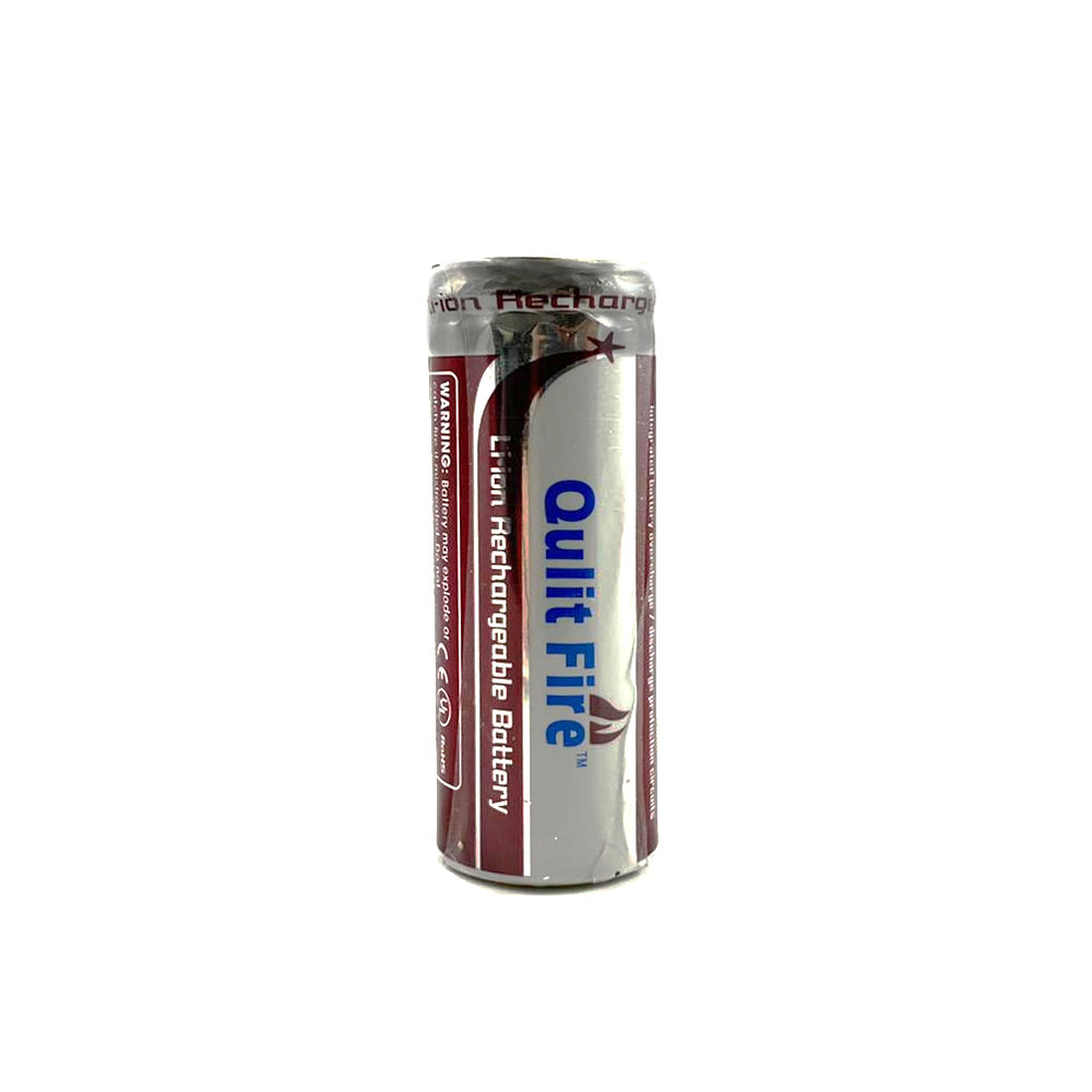 Acumulator reincarcabil Li-ion Qulit Fire, 5800 mAh, 3.7V imagine spy-shop.ro 2021