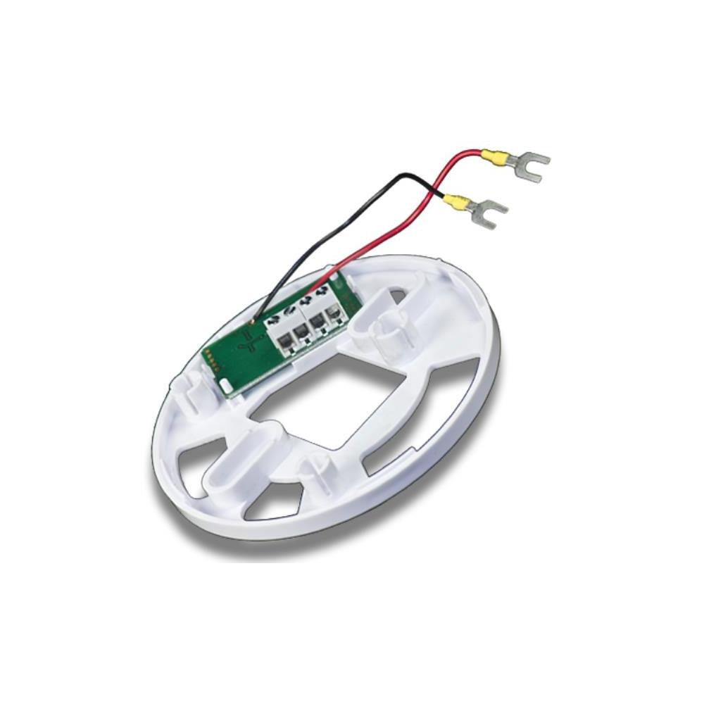 Adaptor cu izolator la scurt-circuit Hochiki ESP Intelligent YBN-R/3(WHT)-OEM-SCI, 19 - 41 VDC, ABS alb
