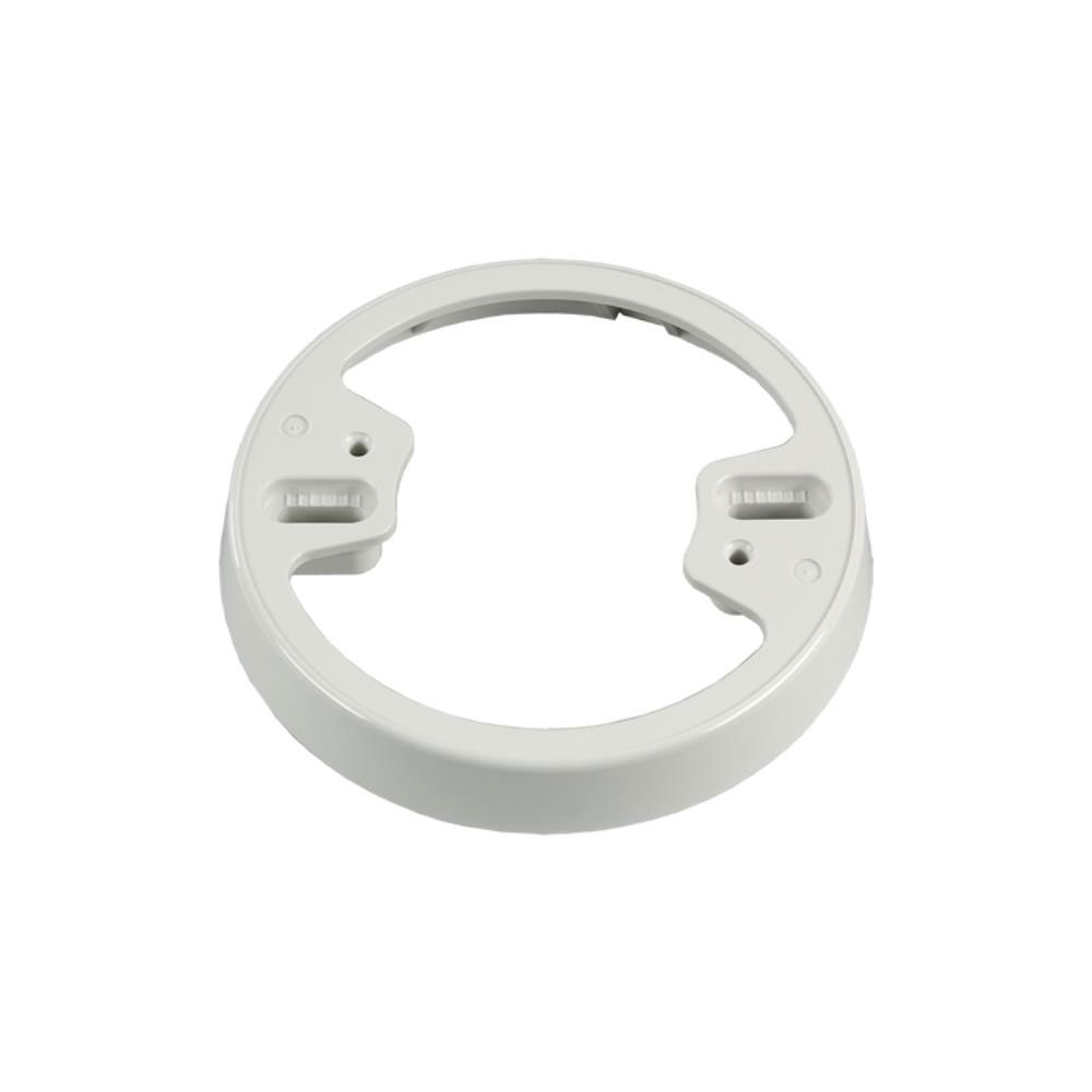 Adaptor pentru montare soclu Hochiki YBD-RA, cablu 2.5mm2, ABS ivoriu imagine spy-shop.ro 2021