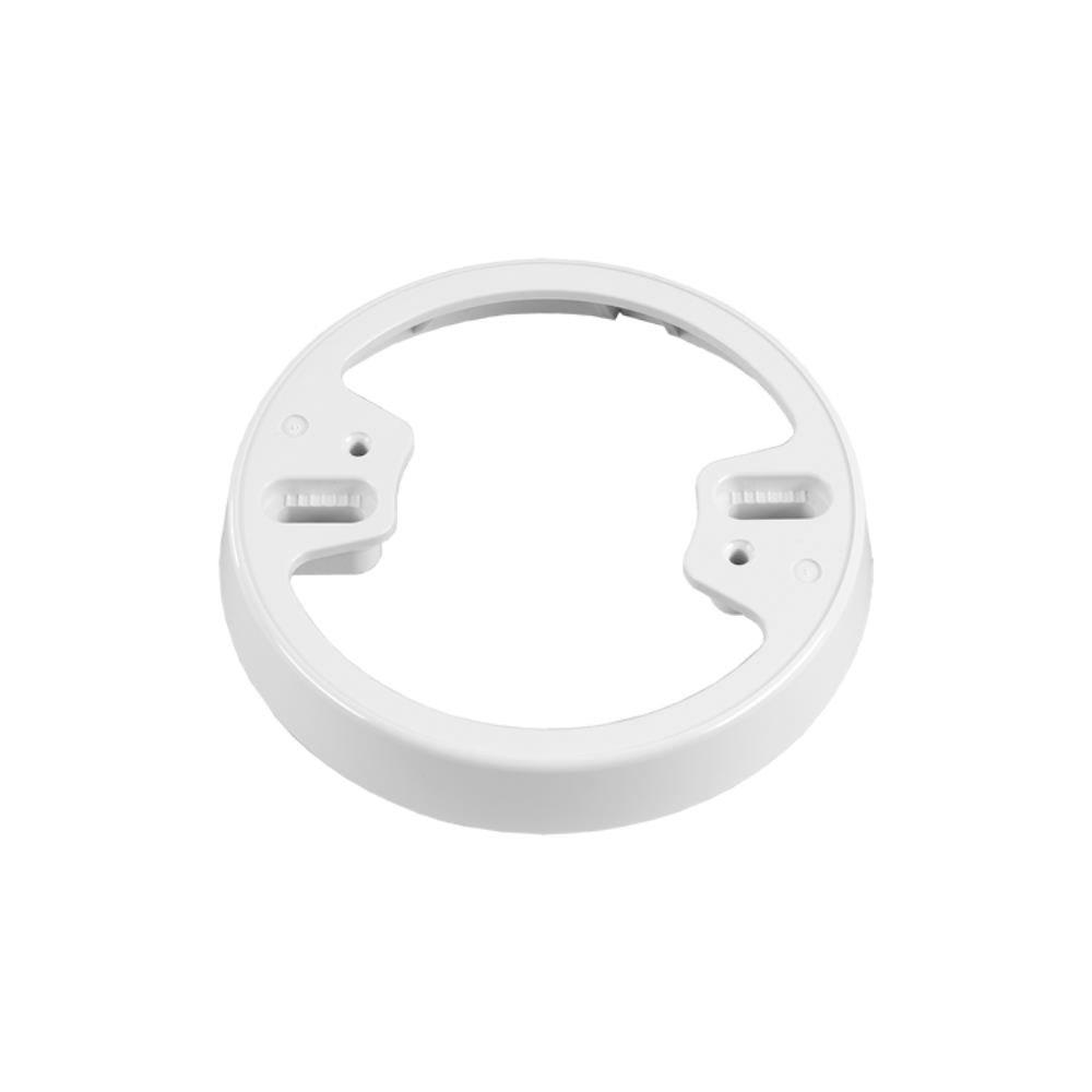 Adaptor pentru montare soclu Hochiki YBD-RA(WHT), cablu 2.5mm2, ABS alb imagine spy-shop.ro 2021
