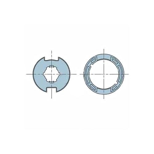 Adaptor rotund Nice 503.24000R02 imagine spy-shop.ro 2021