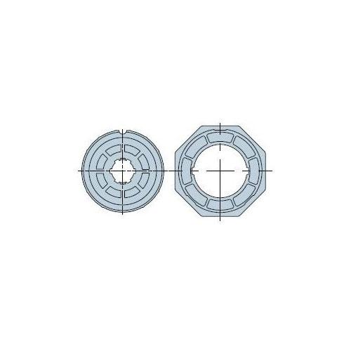 Adaptor rotund Nice 516.21021 imagine spy-shop.ro 2021