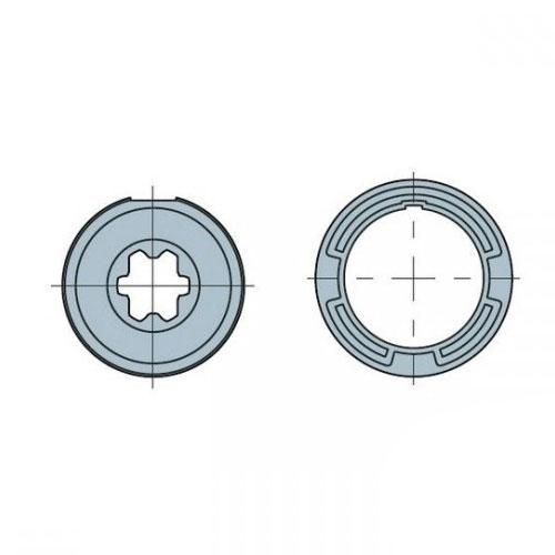 Adaptor rotund pentru motor tubular Nice 503.25 imagine spy-shop.ro 2021