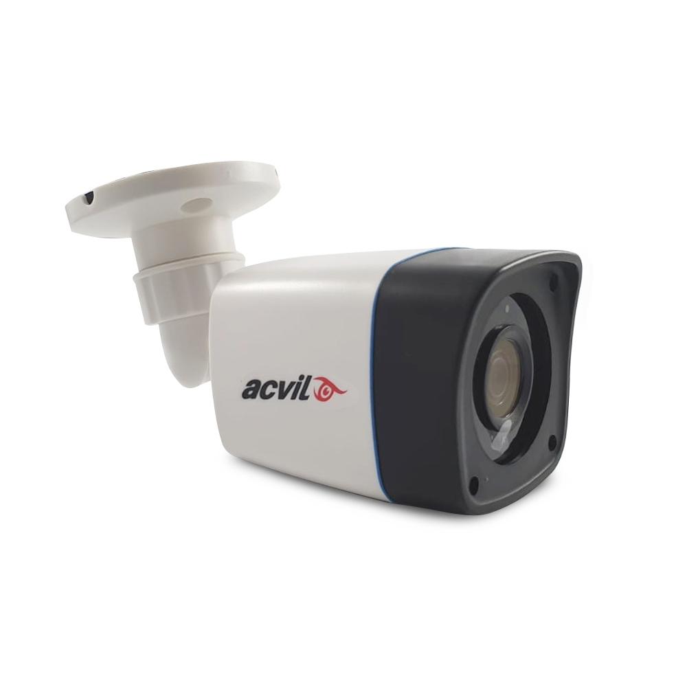 Camera supraveghere exterior Acvil AHD-EF20-1080PL, 2 MP, IR 20 m, 3.6 mm