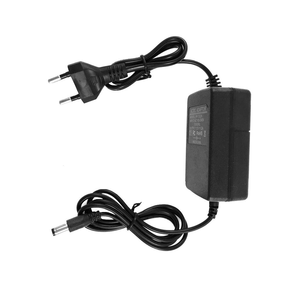 Alimentator camera video de supraveghere 12 V, 2 A, PA12/2A imagine spy-shop.ro 2021