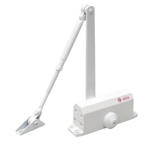 Amortizor hidraulic pentru usa Silin SA-5012AWw, 25-45 Kg