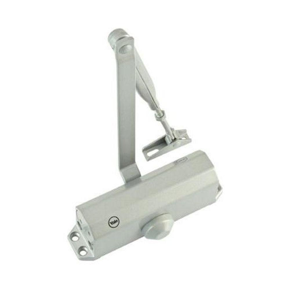Amortizor hidraulic pentru usa YALE 30-0300-0001-00-6001, 80 Kg, argintiu imagine spy-shop.ro 2021