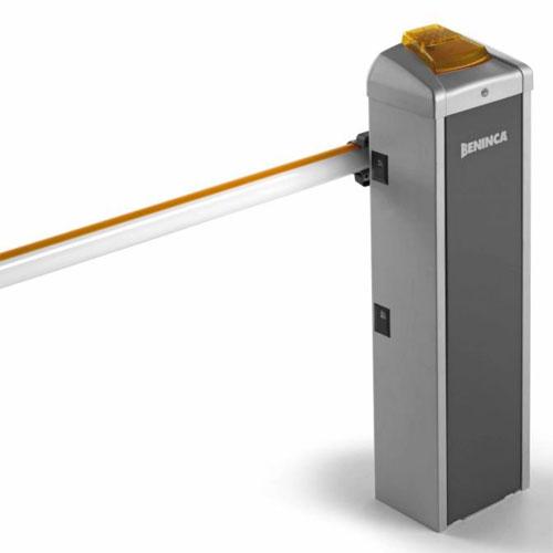 Bariera de acces electromecanica Beninca EVA7, 6 sec, 200 W, 24 Vdc imagine spy-shop.ro 2021