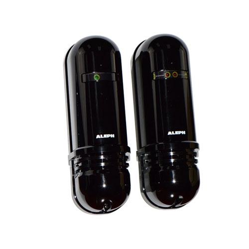 Bariera fotoelectrica dual Beam Aleph XA-0100D, 100 m, 4 canale, 2 raze