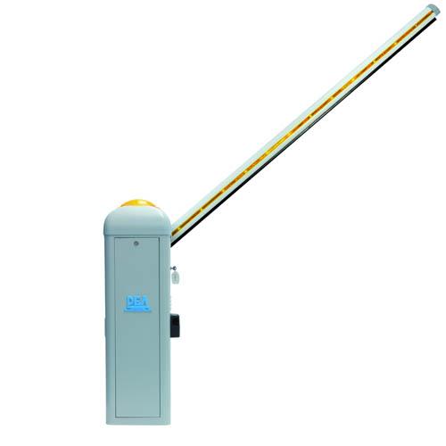Bariera control acces auto DEA STOPNET/L, 230 V AC, 3 sec imagine spy-shop.ro 2021