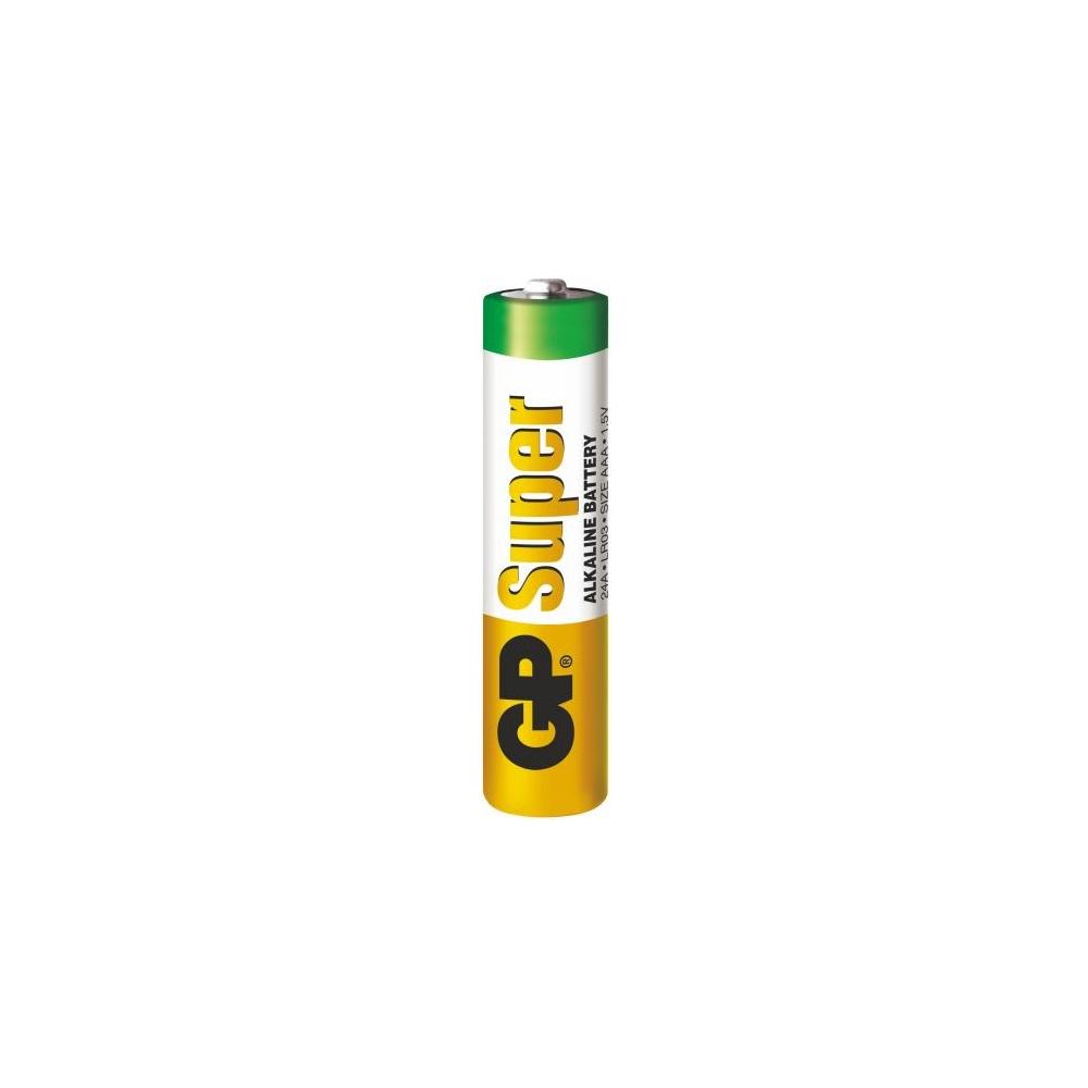 Baterie alcalina R3 (AAA) GP24A-BU imagine spy-shop.ro 2021