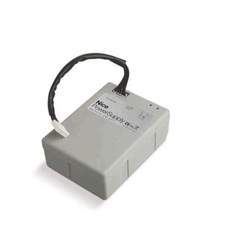 Baterie cu incarcator incorporat Nice PS124, 24 V, 1.2 Ah imagine spy-shop.ro 2021