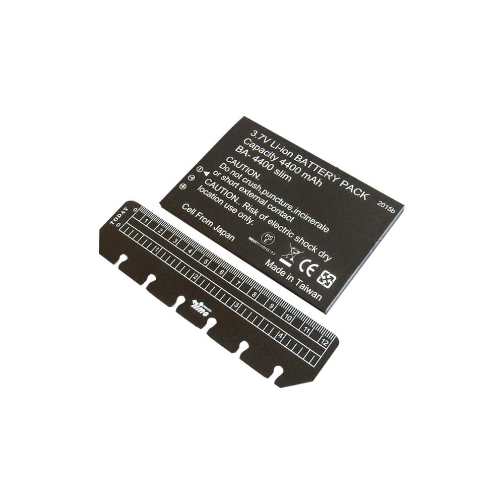 Baterie Lithium 3.7V pentru PV1000TOUCH LawMate BA-4400SLIM imagine spy-shop.ro 2021