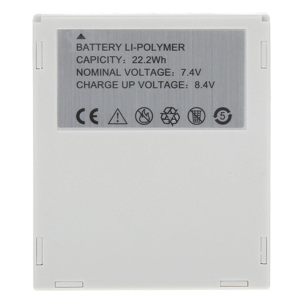 Baterie pentru tester CCTV PFM900-E Dahua PFM902-B0, 7.4 V, 3000 mAh imagine spy-shop.ro 2021