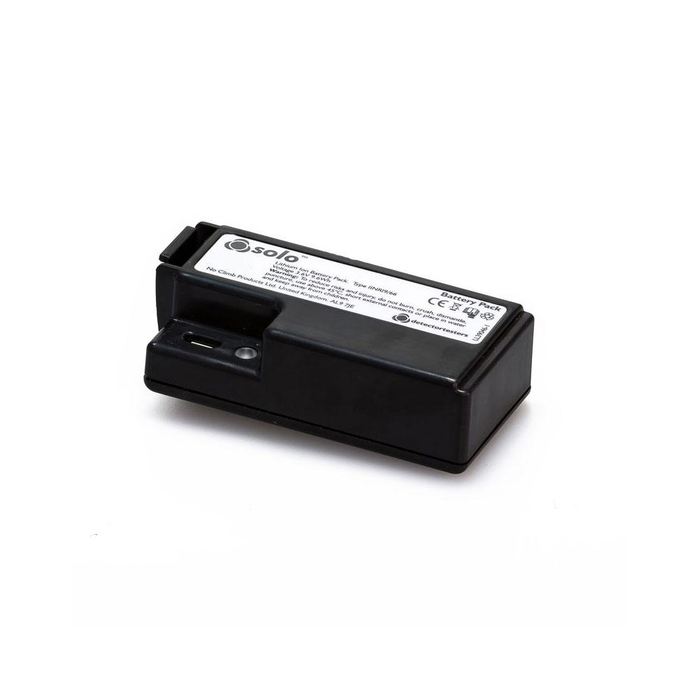Baterie reincarcabila pentru tester detectori de fum SOLO 370 - 1PACK-001 imagine spy-shop.ro 2021